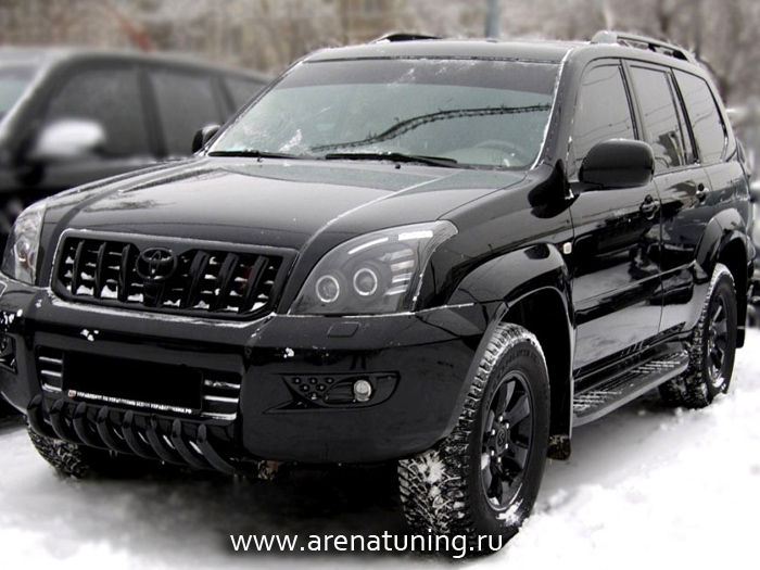 Тюнинг Land Cruiser Prado 120